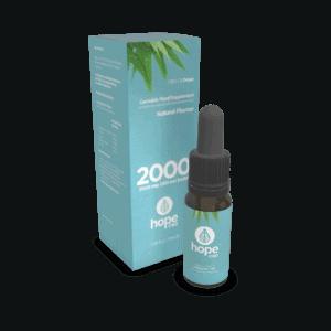 2000mg CBD Oil – 20% CBD Oil