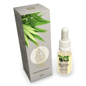 Advantage Plus Peppermint Flavoured CBD Oil