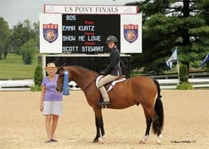 Pony Riders Shine on First Day of Pony Finals