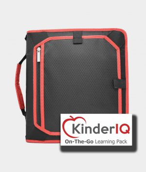 KinderIQ On-The-Go Learning Pack