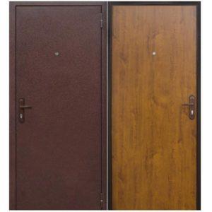 дверь с мдф 4мм