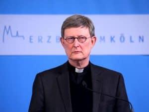 Arzobispo Rainer Maria Woelki