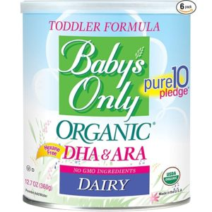 Babies Only Pure 10 Pledge