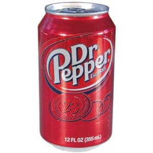 Dr Pepper Diversion Safe Front View