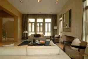 Thiết kế thi công nội thất biệt thự 3 tầng hiện đại