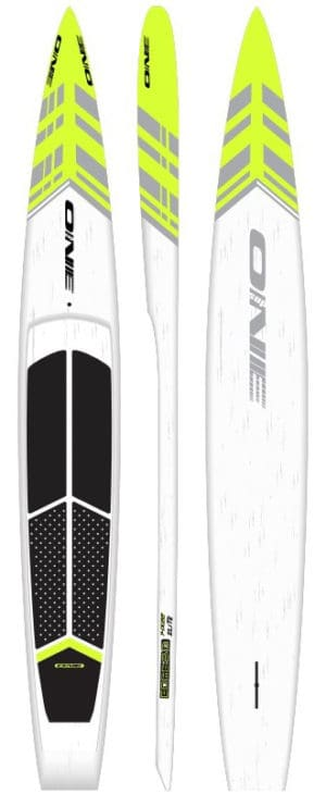 One Sup Evo Race Board 14 Northwest Paddle Surfers