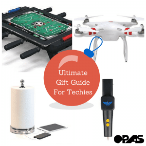 ultimate gift guide for techies