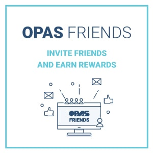 OPAS Friends Program