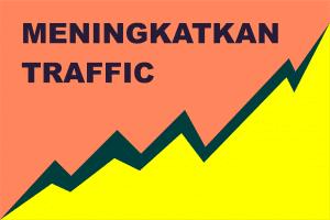 Meningkatkan traffic