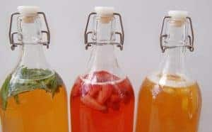 ways to flavor Kombucha