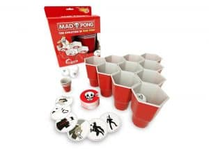 Beerpong Partygame