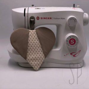0 - come cucire la presina a cuore - sara poiese