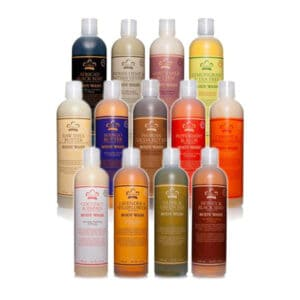 Nubian Heritage Body Wash