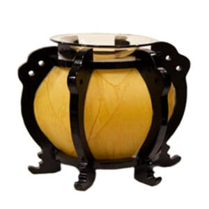Wooden Oil Warmers