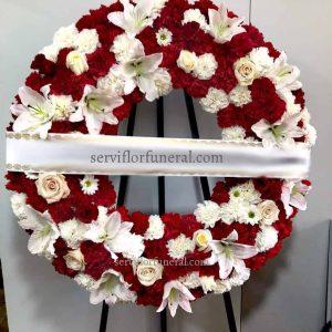 corona funeraria te recuerdo