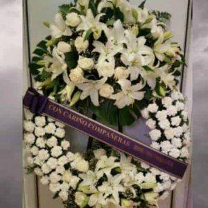 Corona funeraria empresa