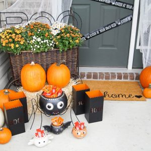 Easy Halloween Decorations