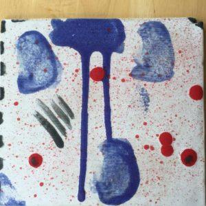 """""""Tears of Battle"""" - Original Artwork by Gunnar Neuman"""