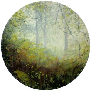 """Benevolent Canopy"" - Open Edition Print by Lara Cobden"