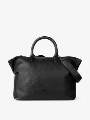BREE Icon Bag Handtasche Leder black schwarz 362909001_4038671009264 kaufen bei stylekrone.com