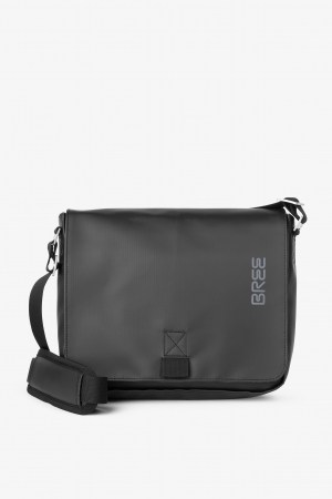 Bree Punch 61 Umhaengetasche Messenger Bag black schwarz