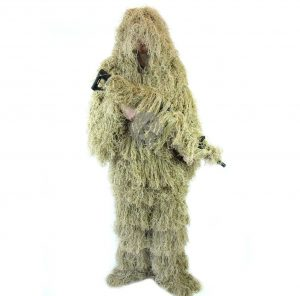 Arcturus Ghost Dry Grass Ghillie Suit