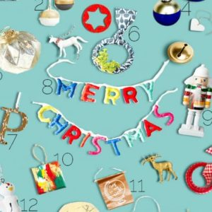 ECLECTIC ORNAMENTS OF CHRISTMAS