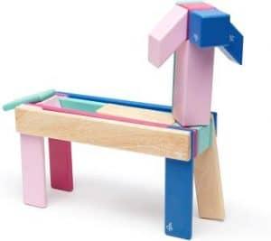 bloques de madera tegu