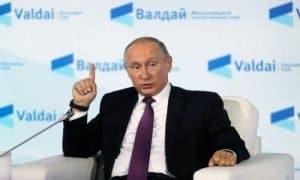 Путін закликав російські телеканали