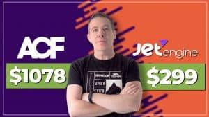 ACF Pro Full Feature Stack vs JetEngine