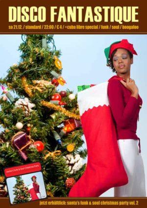 Disco Fantastique Christmas Edition 2013