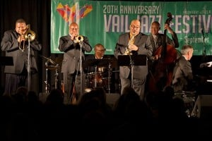 The Vail Jazz Party returns to Vail Sept. 3-7th!