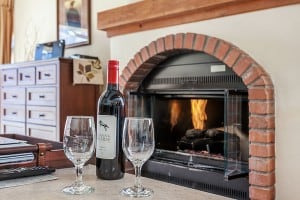 Whether enjoying the view fron the balcony or relaxing in front of the fire Antlers at Vail Condo 608 is a fantastic place to stay while in Vail.