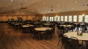 Camp Orchard Hill Dining Hall