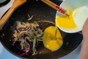 Keto Pad Thai Egg