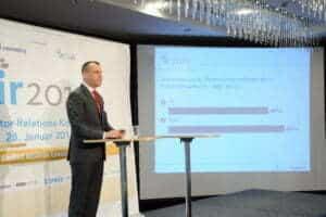Henryk Deter, Keynote Speaker IR 2015, Investor Relations Agentur