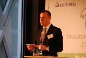 Henryk Deter, IR 2016, Investor Relations Beratung cometis AG