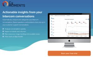Analytics for Intercom conversations