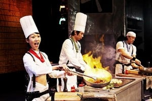 Cookin' Nanta!