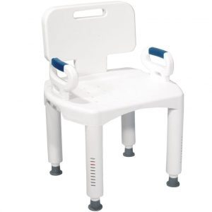 Drive Medical Premium Series Shower Chair Best Shower Chair