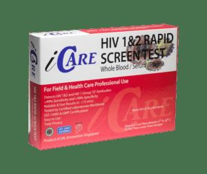 iCare HIV Test Kit