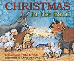 This classic book is one of the best Christmas books for kids about the birth of Jesus.