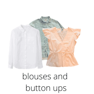although this is my summer capsule wardrobe, I still include a few long sleeve shirts