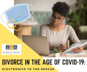 Divorce During COVID-19