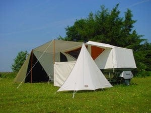 Kampeerspullen Tent & vouwwagen  Er komt een vouwwagen maar welke? Dit is onze shortlist: