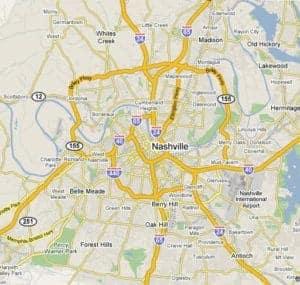 service mapa