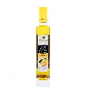 "Olio Extravergine 100% Italiano ""Aromatizzato al Limone"""
