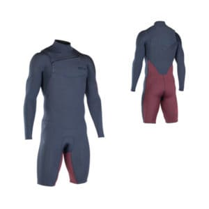 ION WETSUIT ONYX CORE SHORTY LS 2/2 DL FRONT ZIP 2019