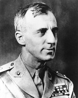 Maj Gen Smedley D Butler