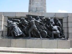 군대 기념물